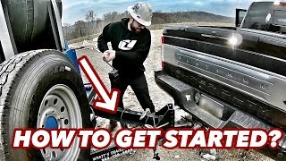 Download HOW TO GET STARTED AS A OILFIELD HOTSHOT - You guys asked Video