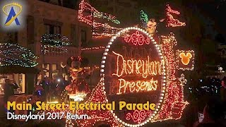 Download Main Street Electrical Parade - Full 2017 Return to Disneyland Video