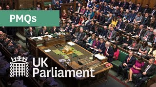 Download LIVE Prime Minister's Questions: 17 July 2019 Video
