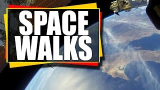 Download Incredible Views of Earth Captured from Nasa Live Stream during spacewalks Video