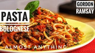Download Unseen Pasta And Bolognese Recipes From Gordon Ramsay - Almost Anything Video