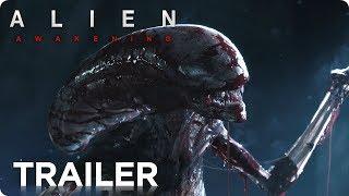 Download ALIEN: Awakening (2019) Teaser Trailer #1 [HD] Ridley Scott Si-Fi Movie Concept Video