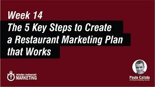 Download Great Restaurant Marketing Plans in 2016 Must Follow These Steps Video