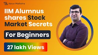 Download stock market for beginners | नए लोग शेयर बाजार में निवेश कैसे करें?(Share market - hindi/English) Video