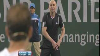 Download Things Get Ugly Between Two Legends At Charity Event ″Agassi/Sampras″ Video