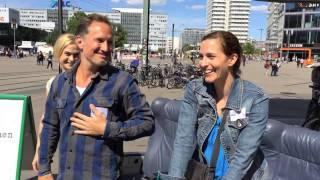 Download #aufstehen mit Lea, Benno, Ulrike Video