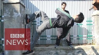 Download Kashmir freerunning: Finding freedom in the art of parkour Video