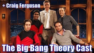 Download The Big Bang Theory - Full Episode - The Late Late Show With Craig Ferguson [240p] Video