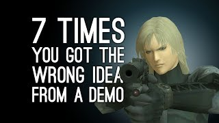Download 7 Times You Got the Wrong Idea from the Demo Video