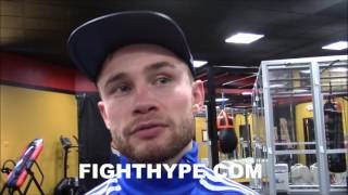 Download CARL FRAMPTON QUESTIONS CONFIDENCE OF LEO SANTA CRUZ; EXPECTS NO CHANGES IN REMATCH Video