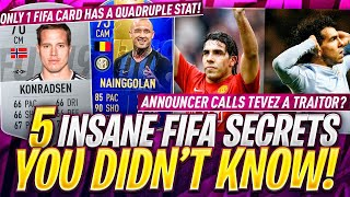 Download 5 INSANE FIFA SECRETS YOU DIDN'T KNOW! Video