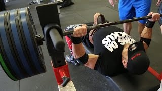 Download INCREASE YOUR BENCH PRESS NOW! TIPS from Mark Bell: Featuring Marc Lobeliner Video
