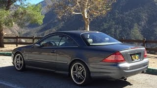 Download 2005 Mercedes CL600 Sport - One Take Video