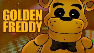 Download GOLDEN FREDDY - LA PIZZERÍA DE FIVE NIGHTS AT FREDDY'S (Roblox) | iTownGamePlay Video