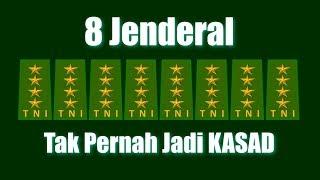 Download 8 Jenderal Bintang Empat Tak Pernah Jadi KASAD Video