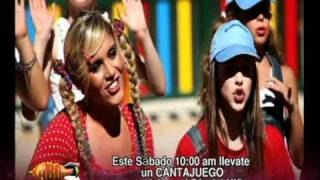 Download PROMO CANTAJUEGO KABOOM SONY Video