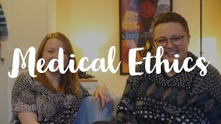Download How to answer Medical Ethics interview questions Video