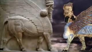 Download George Homeh - Lamassu الثور المجنح - Assyrian Winged Bull / Lion Video