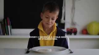 Download World Hunger - Lunch For 14 Kids Video