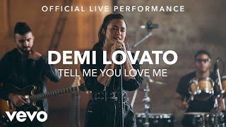 Download Demi Lovato - Tell Me You Love Me (Vevo X Demi Lovato) Video