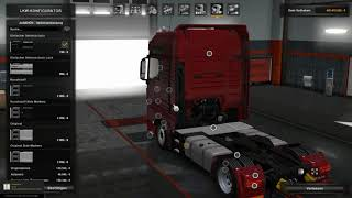 Ets2 1 28)Scania RJL BKC Tandem Free Download Video MP4 3GP M4A