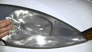 Download How To Polish Hazy Plastic Car Headlights Cheap Video