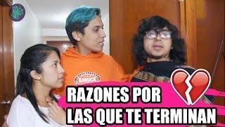 Download CLÁSICAS RAZONES POR LAS QUE TE TERMINAN | DeBarrio Video