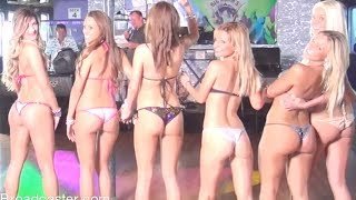 Download Cape Canaveral , bikini contest cruise , part two Video