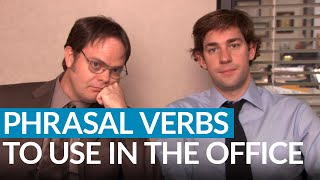 Download English at Work: 10 Phrasal Verbs for the Office Video