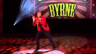 Download Jason Byrne - Cirque du Byrne - Out now on DVD Video