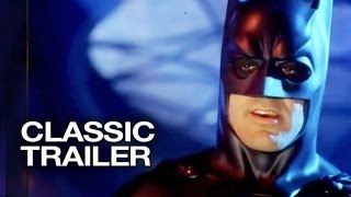 Download Batman & Robin (1997) Official Trailer #1 - George Clooney Movie HD Video