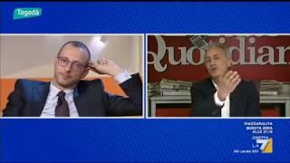 Download Travaglio distrugge un vergognoso Ricci (PD). FIGURA DI MERDA sui truffati banche. Tagadà 22/02/18 Video