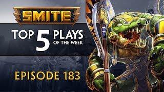 Download SMITE - Top 5 Plays #183 Video