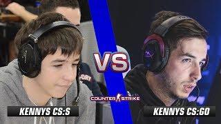 Download kennyS CS:S vs kennyS CS:GO Video
