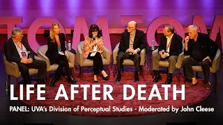Download Is There Life After Death? moderated by John Cleese - 2018 Tom Tom Founders Festival Video