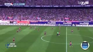 Download عندما ينزل ميسي الى ارضية الملعب ويقلب النتيجه لبرشلونه ضد اتلتيكو مدريد Video