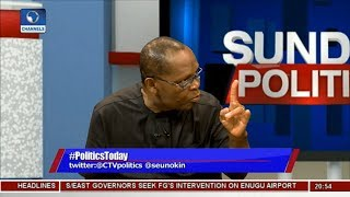 Download Nigeria Is Lucky To Have Buhari - Joe Igbokwe |Politics Today| Video