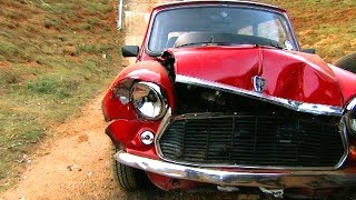 Download Crash Test: An Old Mini VS A Modern City Car - Fifth Gear Video