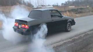 Download 1987 Buick Regal T-Type/Grand National Burn out Video