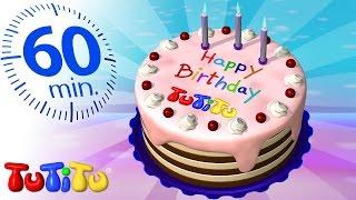 Download TuTiTu Đồ Chơi | bánh sinh nhật | Và các Đồ chơi bổ sung | 1 Giờ Đặc Video