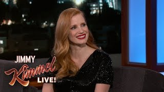 Download Jessica Chastain's Italian In-Laws Might Hate Her Video
