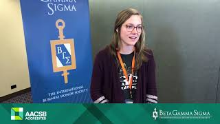 Download Beta Gamma Sigma - International Education Experience with Abby Carson Video