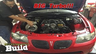 Download Big Turbo GTO Street Car! Laying out the plan Video