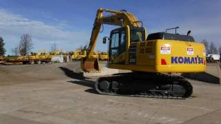 Download KOMATSU PC200-10 W41970 Video