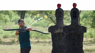 Download Archery Trick Shots 2 | Dude Perfect Video
