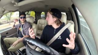 Download Skaters in Cars looking at Spots: Jaws - ESPN X Games Video