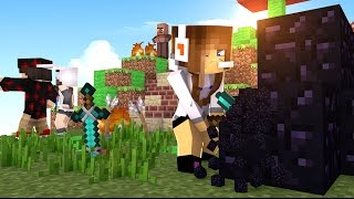 Download Minecraft: BEDWARS - O TIME MAIS BURRO! Video