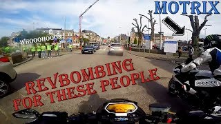 Download When you enter a village with loud bikes... Video