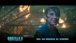 Download GODZILLA II: KING OF MONSTERS – Dal 30 Maggio al Cinema ″Incredibile″ 30″ Video