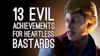 Download 13 Evil Achievements for Heartless Bastards: The Return Video